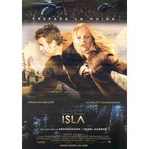 La Isla 2005 Dvd Seminuevo Excelente Envio Gratis
