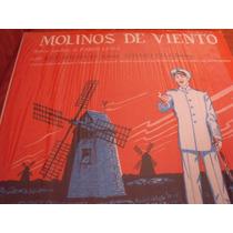 Lp Molinos De Viento, Opereta Española, Envio Gratis