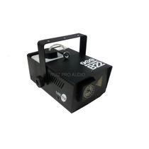 Maquina De Humo Y Led Litek De 900w Y Control Inalambrico