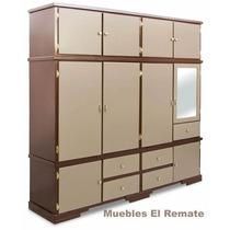 Closet 220 X 220 Cms Color Cocoa Expresso En Monterrey