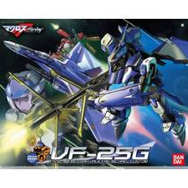 Vf-25g Messiah Valkyrie Michael Custom Plastic Model Bandai