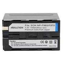 Sony Dcr-vx2000 Videocámara Batería De Iones De Litio (6900