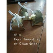 Arboles Navideños Llenos De Chocolates