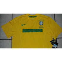 Jersey Nike Seleccion Brasil Mundial 2012 Canariñha, Neymar