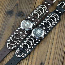 Reloj Calavera Skull Chopper, Biker, Punk, Gotico, Rock