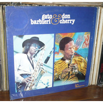 Gato Barbieri & Don Cherry Lp Inner City