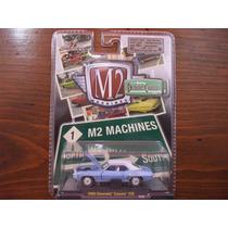 M2 Machines Detroit Cruisers 1969 Chevrolet Camaro 250