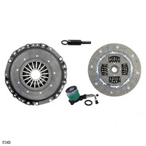 Kit Clutch Ford Cougar 2.5 Lts 1998 1999 2000 2001 2002