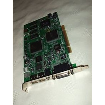 Pinnacle Callisto 51011615 Rev 7.0 Pci Capturadora De Video