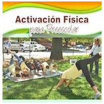 Activación Física Preescolar 3 Cd