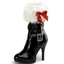 Botas De Santa Claus, Navidad Para Damas, Envio Gratis