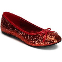 Zapatos Rojos De Dorothy, Mago De Oz Para Damas Envio Gratis