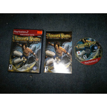 Prince Of Persia Sands Of Time Completo Para Play Station 2