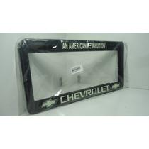 Chevrolet Porta Placas Y Llavero ,par.ganalo..