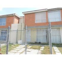 Casa Dentro De Fraccionamiento En Amalucan