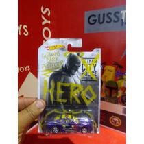 Hot Wheels - Batmanvsuperman Overbored 454 2015 Hero H3
