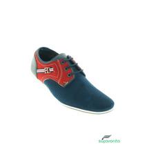 Albertts Zapato Casual Azul Rojo