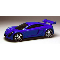 Hot Wheels 2014 Mastretta Mxr