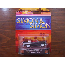 Hot Wheels Retro Simon & Simon 1957 Chevrolet Belair
