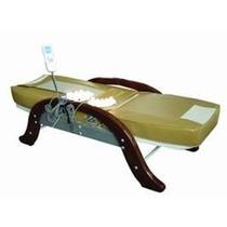 Cama De Masaje/tabla Térmica Con Calefacción Y Jade Ceragem