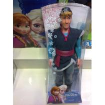 Príncipe De Disney Frozen Kristoff Es 100% Nuevo