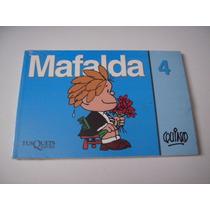 Mafalda 4 - Quino - Tusquets Editores - Nuevo Y Sellado