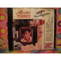 Alvaro Torres Cd 15 Romantiquisimas Discos Im