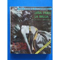 La Novela Policiaca # 510 Publicaciones Herrerías Nov. 1967