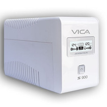 Vica S900 No Break Con Regulador Integrado