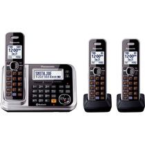 Telefono Inalambrico Panasonic Triple Tg7873 Bluetooth