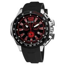 Reloj August Steiner Asa803r - Negro