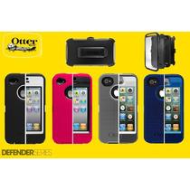 Funda Clip Otterbox Apple Iphone 4 / 4s / 4g Otter Box Nuevo