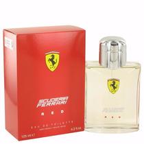 Perfume Original Scuderia Ferrari Red Caballero 125 Ml