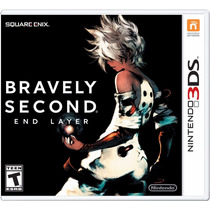® Bravely Second End Layer Para Nintendo 3ds ®