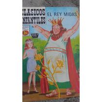 El Rey Midas,clasicos Infantiles 70`s