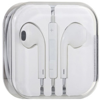 Audifonos Earpods Manos Libres Iphone 5s 5c 5 4s 4 Ipod Ipad