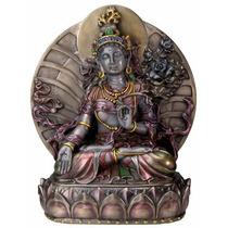 Figura Escultura Buda Sakyamuni, Tara Verde Y Tara Blanca