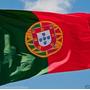 Bandera De Portugal 1.5mts X 90cm
