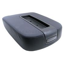 Consola Para Suburba Modelo 07-13 Vinil Negra Costura Negra.