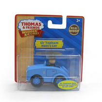 Thomas Y Sus Amigos Sir Topham Hatts Car Madera Real Wood