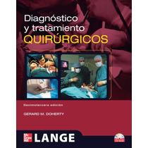 Diagnóstico Y Tratamiento Quirúrgicos Pdf