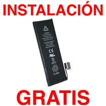 Bateria Iphone 5 Instalacion Gratis Original Apple Nueva