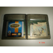 Game Boy Color Tony Hawk Pro Skater 1 Y 2