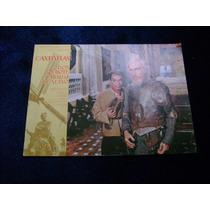 Don Quijote Cabalga De Nuevo Cantinflas Lobby Card Cartel