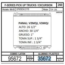 Radiador F-series Pick Up / Excursion 98-05 V8 5,4 35672