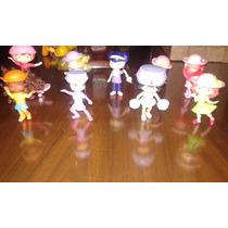 Figuras De Rosita Fresita Strawberry Shortcake 40 Cada Una