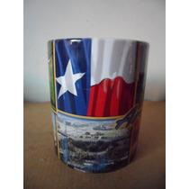 Taza Arlington Texas Souvenir Cafe Te Bebida Drink