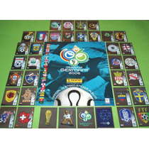 Estampas Alemania 2006 Panini 100% Originales.