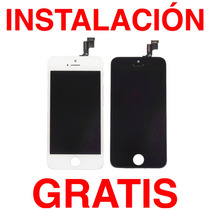 Pantalla Iphone 5s Con Instalacion Retina Display Touch