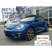 Volkswagen Beetle Turbo Dsg Rl 2015 Oportunidad¡¡
